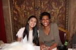 Sangeeta & Julliette Foster