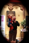 Founder and his Grandson