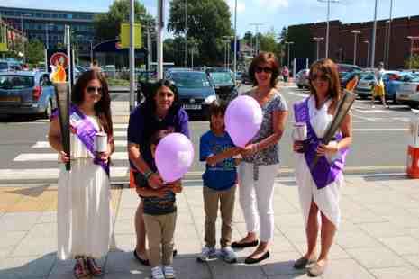 Balloon-launch