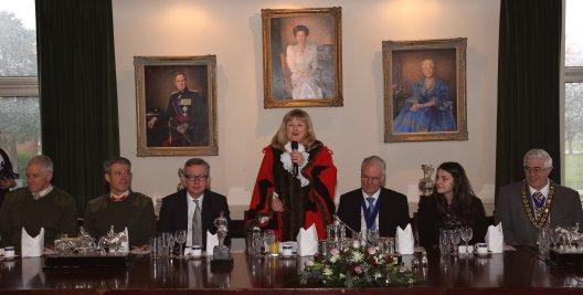 Mayor's Welcome