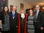 Frances Reynolds-Consort-Mayor-Sue & Gavin Price