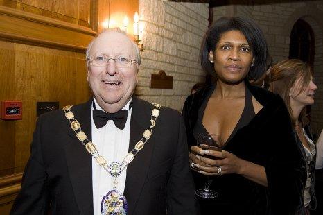 Mayor & Mayoress of Surrey Heath 2010-2011