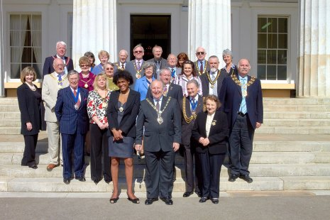 Mayors Day- April 2011