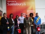 LMF Re-Launch at Sainsbury\'s