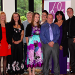 Saninsbury\'s team at Frimley Hall Lunch