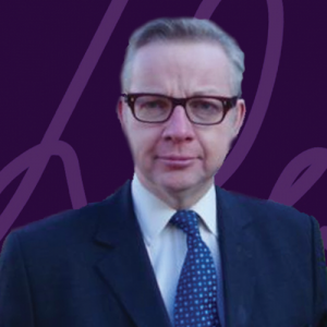 Branded Michael Gove