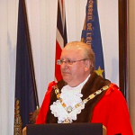 Councilor John May