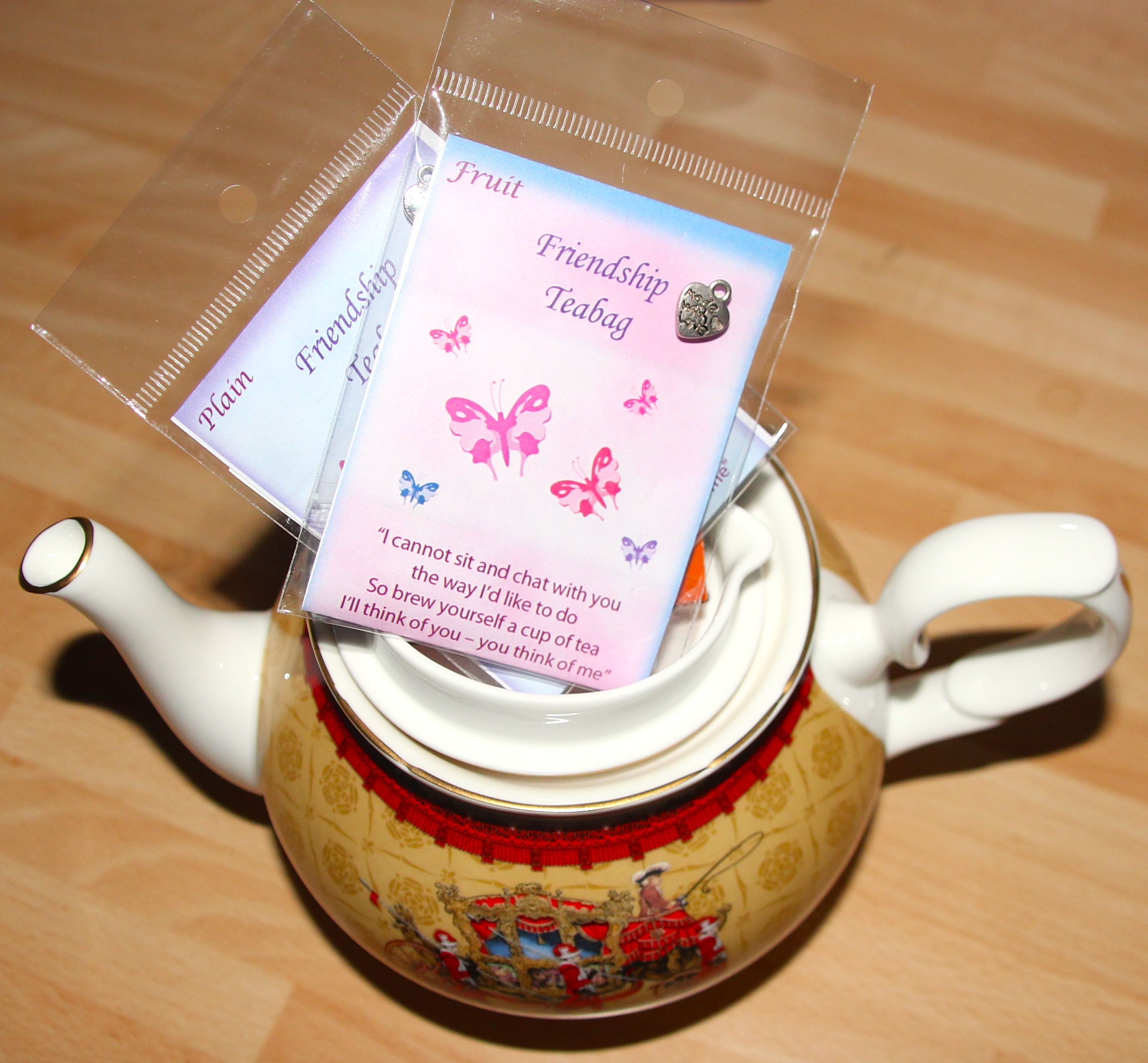 Quotes About Tea And Friendship Friendship Teabags « « Lisa May Foundation